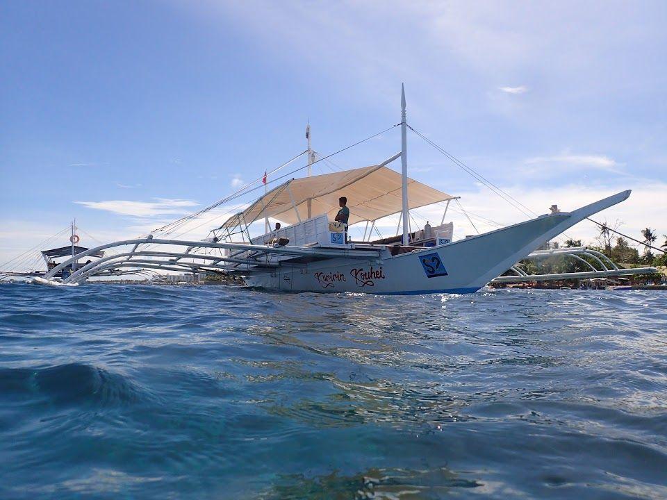 自社ボート